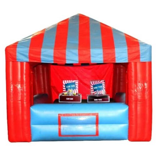 Inflatable Tent with Skill Games