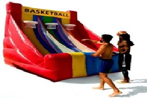Inflatable Basketbal